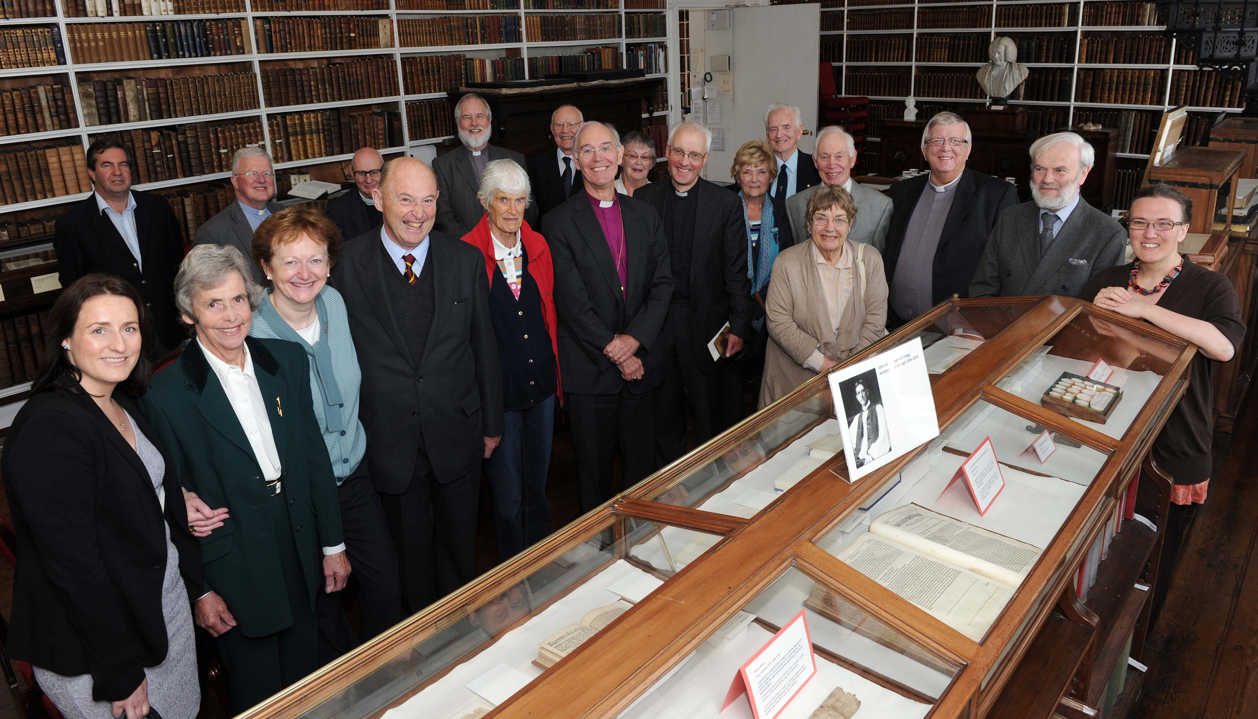 'J.A.F. Gregg : Archbischop of Armagh' in Armagh Robinson Library