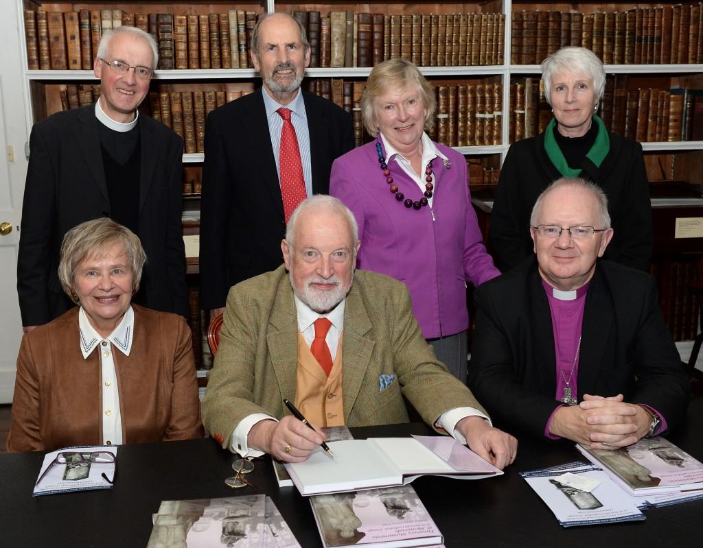 Prof Stevens Curl book launch