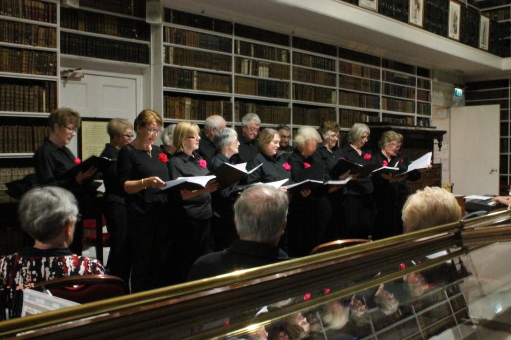 The Oriel Choir
