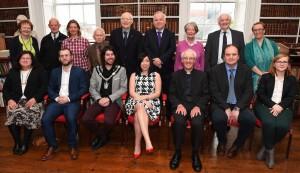'Representation of Jews in Irish Literature' in Armagh Robinson Library