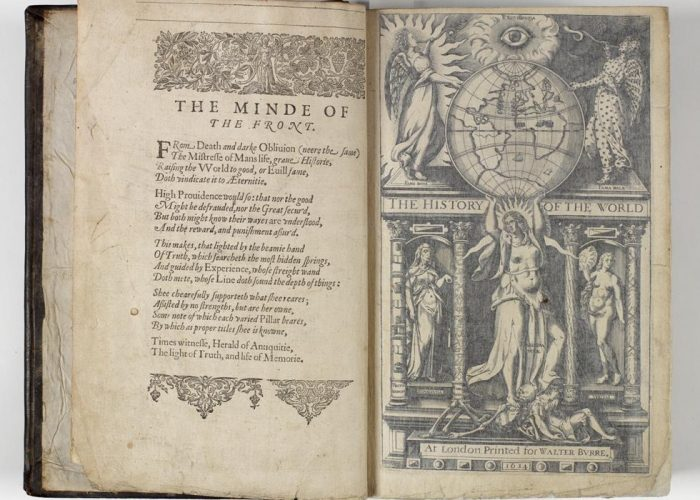 P001121991: The History of the World, by Walter Raleigh, 1614, in Armagh Robinson Library