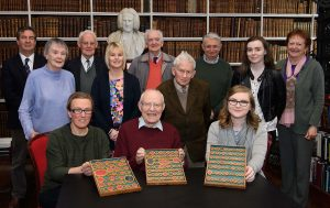 'Gems & Gems Literature in Armagh Robinson Library'