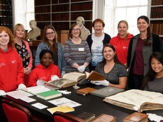 Workshop on Gulliver's Travels at Armagh Robinson Library