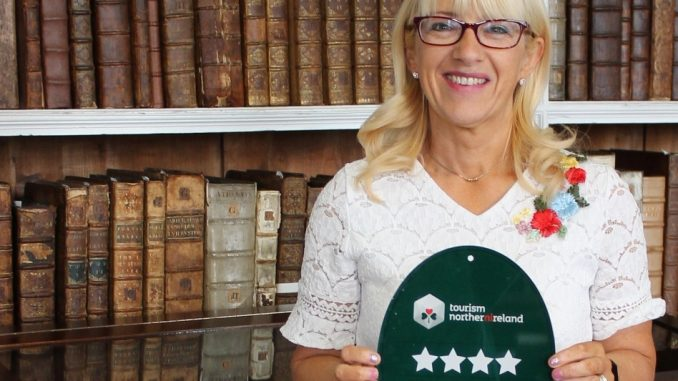 Four stars for Armagh Robinson Library