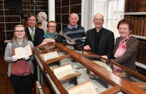 'Astronomy compels the soul to look upwards... : Astronomical texts in Armagh Robinson Library'