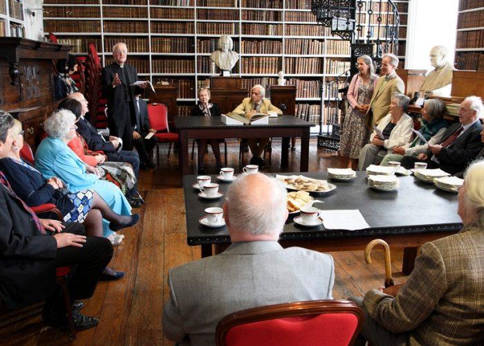 ARL Lindisfarne presentation