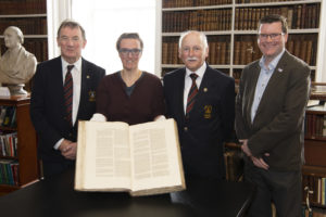 'First Past the Post : Outdoor Sports in Armagh' in Armagh Robinson Library
