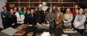 'Women Writers in the 18th Century' in Armagh Robinson Library
