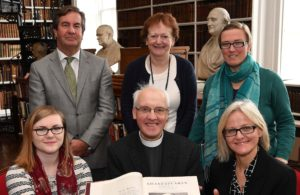 'The Works of William Shakespeare' in Armagh Robinson Library