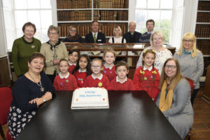 'If We Don't Stand up for Children, Then We Don't Stand up for Much : 30th Anniversary of the UN Convention on the Rights of the Child' in Armagh Robinson Library