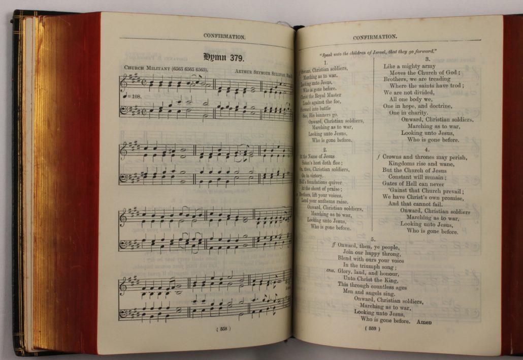 Hymn 379 in Church Hymnal