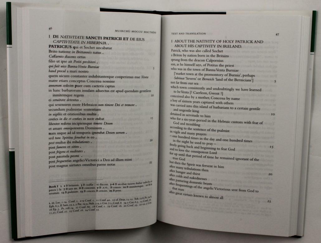 Page 46-47 of Vita Sancti Patricii : Life of Saint Patrick