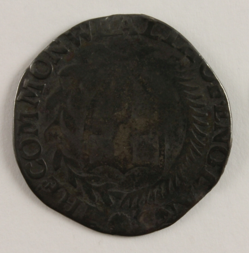 Coin APL 38 reverse