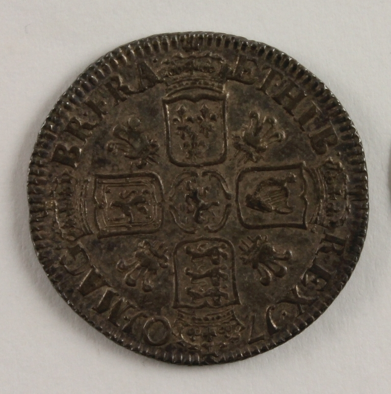 Coin APL 43 reverse