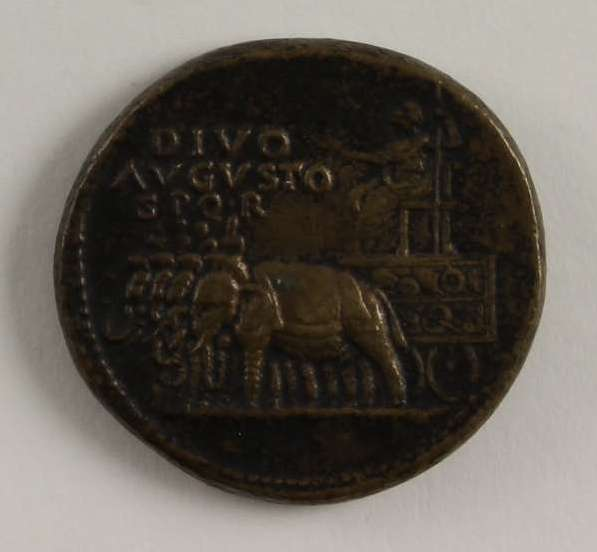 Coin APL1-3 reverse