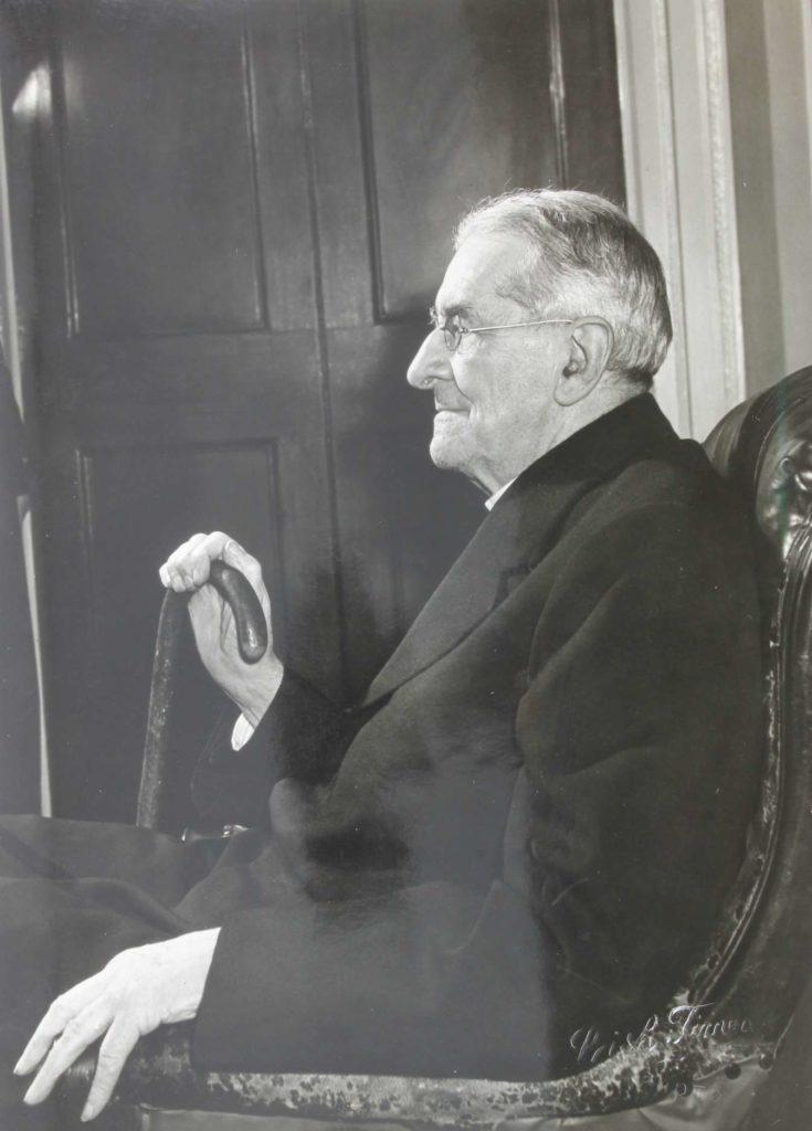 JAF Gregg ca. 1959