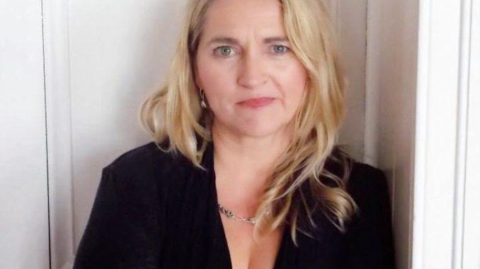 Poet Maria McManus