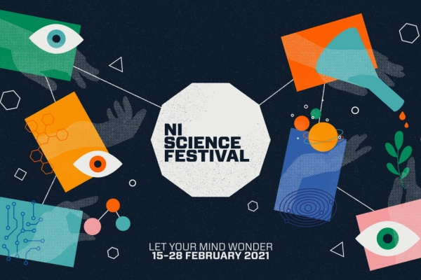 Ni Science Festival 2021 Logo