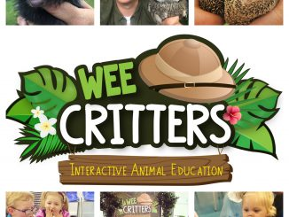 wee crittters online event