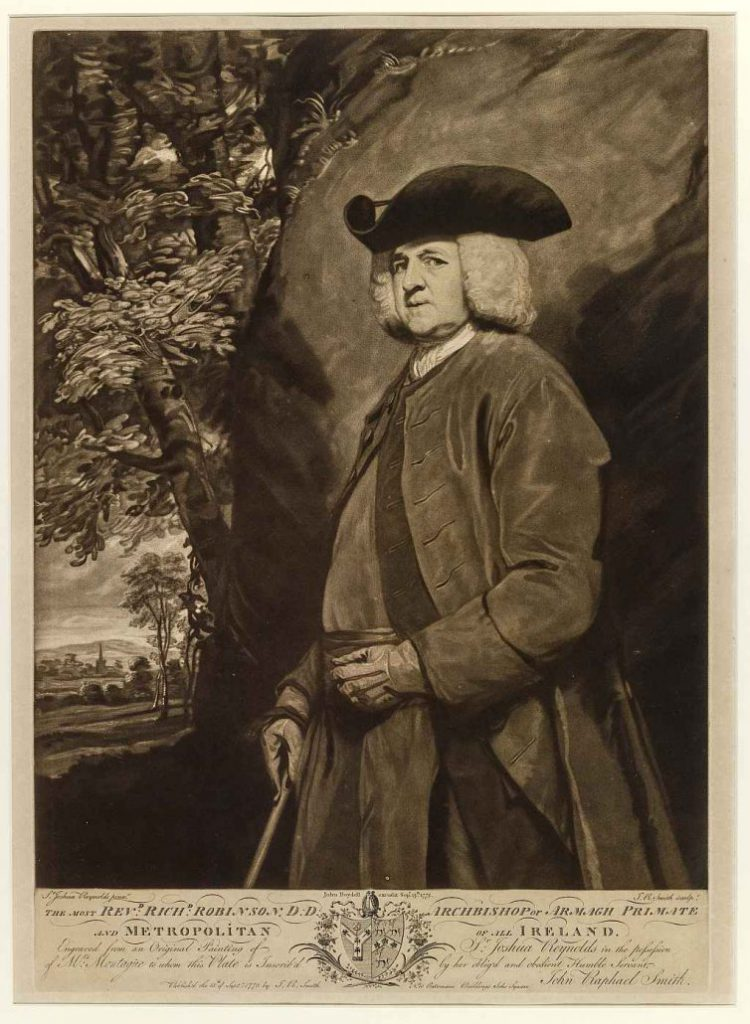 Portrait Richard Robinson