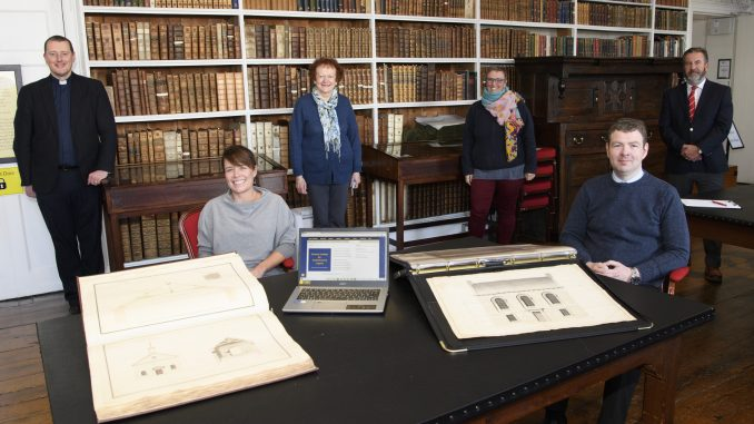 Launch of the online exhibition Thomas Cooley : an Architectural Legacy
